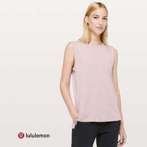 LULULEMON Love Sleeveless Tank Smoky Blush